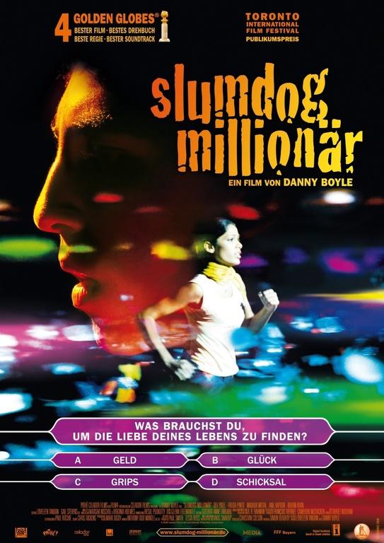Фильм миллионер из трущоб