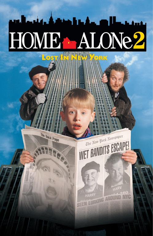 Home Alone 2 Movie Cover Pictures to Pin on Pinterest ...