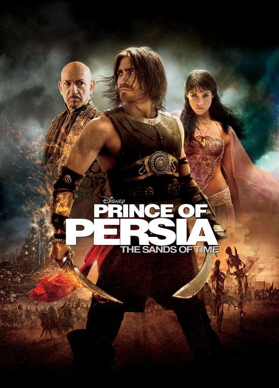 фильм принц персии в 3d