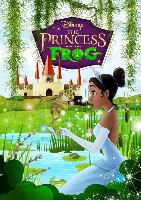 «Принцесса И Лягушка» / 2009
