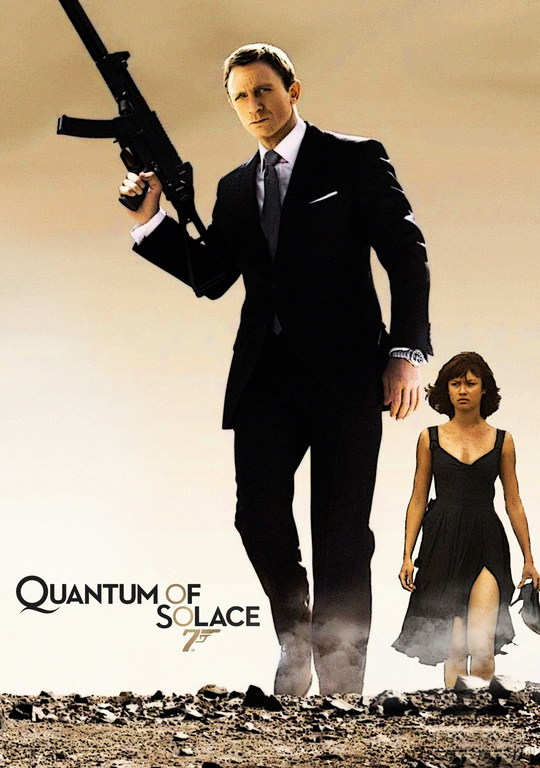 Quantum of Solace Full Movie Watch Online Download