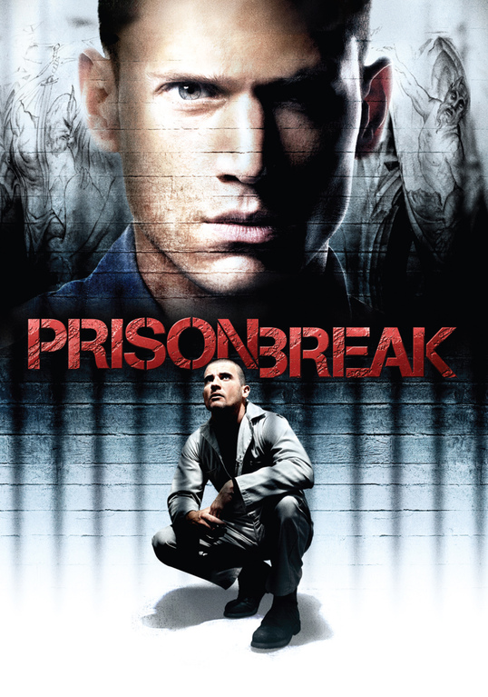 Побег сериал 2005 2009 prison break tv series