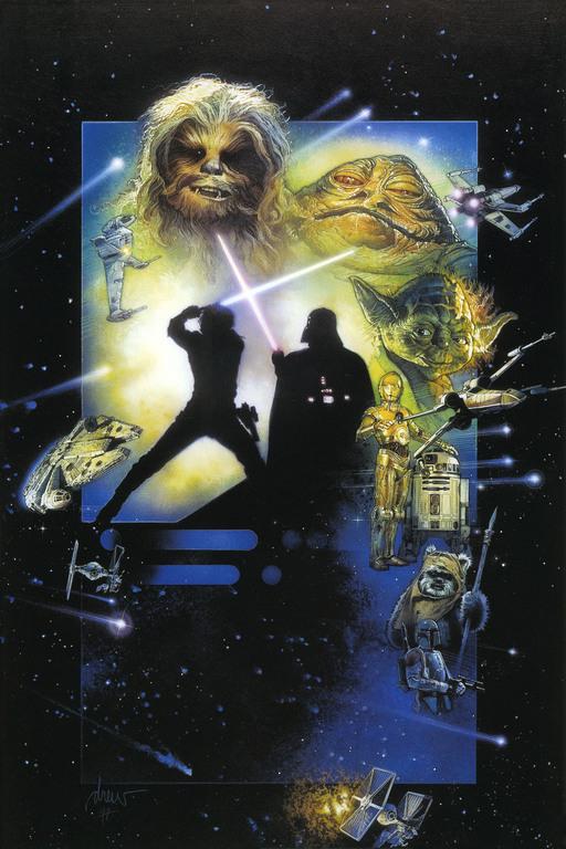 Звездные Войны - Возвращение Джедая