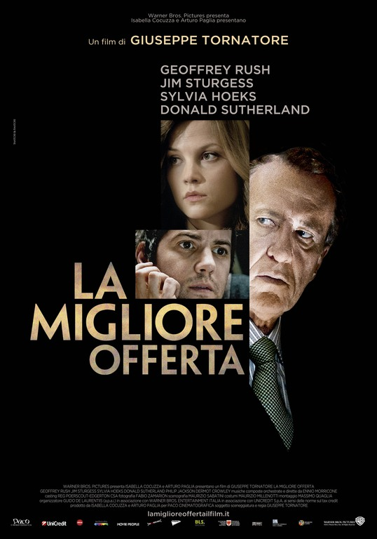 Лучшее предложение / La migliore offerta / The Best Offer (2013) HDRip