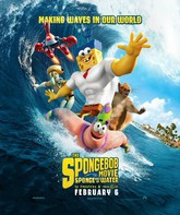 Губка Боб / The SpongeBob Movie: Sponge Out of Water