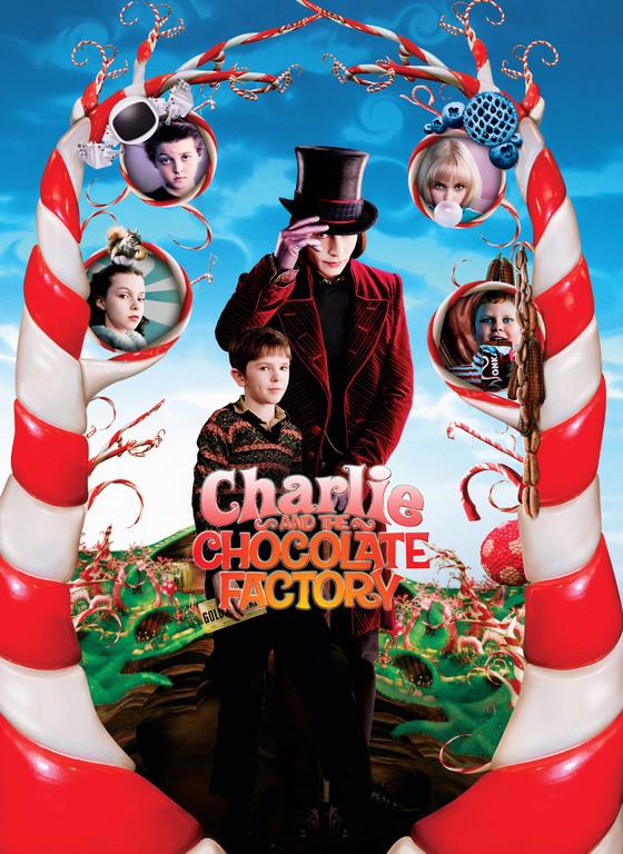 чарли и шоколадная фабрика фото