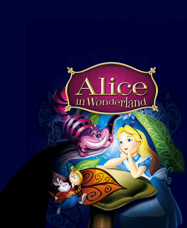 «Алиса В Стране Чудес Мультик Смотреть Онлайн Дисней» — 2017