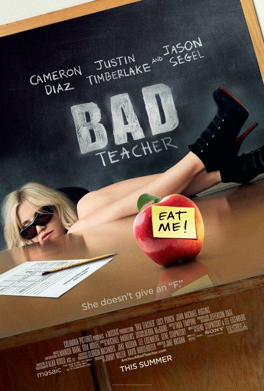 Очень плохая училка 2011 - профессиональный
