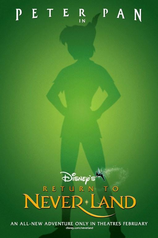 «Мультик Питер Пэн 2 Возвращение В Нетландию Смотреть» — 2007