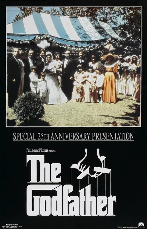 Кадры из фильма смотреть фильм крестный отец.