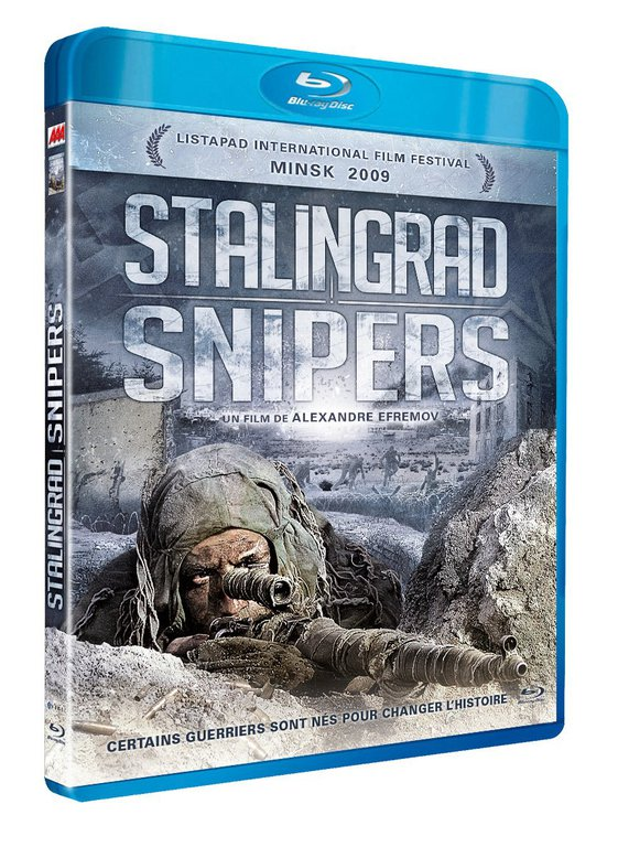 Blu ray снайпер оружие возмездия stalingrad
