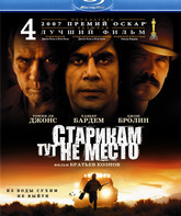 Blu-ray Старикам тут не место / No Country for Old Men
