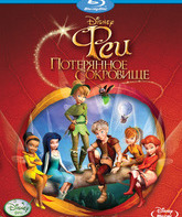 Blu-ray Феи: Потерянное сокровище / Tinker Bell and the Lost Treasure