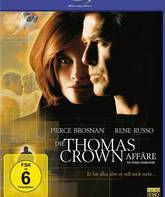 Blu-ray Афера Томаса Крауна / The Thomas Crown Affair
