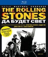 The Rolling Stones: Да будет свет [Blu-ray] / Shine a Light
