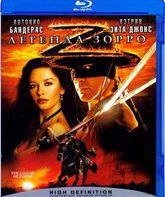 Blu-ray Легенда Зорро / The Legend of Zorro