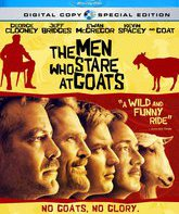 Blu-ray Безумный спецназ / The Men Who Stare at Goats
