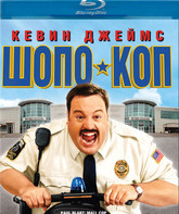 Blu-ray Шопо-коп / Paul Blart: Mall Cop