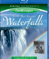 Blu-ray Живые пейзажи: Красивейшие водопады / Living Landscapes - Earthscapes: World's Most Beautiful Waterfalls