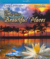 Blu-ray Живые пейзажи: Красивейшие уголки Земли / Living Landscapes - The World's Most Beautiful Places