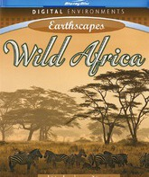 Blu-ray Живые пейзажи: Дикая Африка / Living Landscapes - Earthscapes: Wild Africa