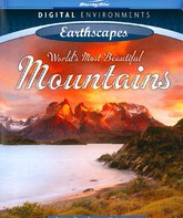 Blu-ray Живые пейзажи: Красивейшие горы Земли / Living Landscapes - Earthscapes: World's Most Beautiful Mountains