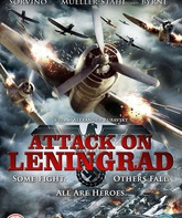Blu-ray Ленинград / Attack on Leningrad