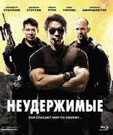 Blu-ray Неудержимые / The Expendables
