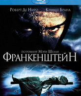 Blu-ray Франкенштейн / Mary Shelley's Frankenstein