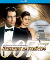 Blu-ray Джеймс Бонд. Агент 007: Лицензия на убийство / James Bond: Licence to Kill