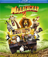 Blu-ray Мадагаскар 2 / Madagascar: Escape 2 Africa
