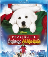 Blu-ray В поисках Санта Лапуса / The Search for Santa Paws