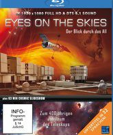Blu-ray Взгляд в небо / Eyes On The Skies: 400 Years Of Telescopic Discovery