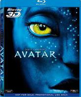 Blu-ray 3D Аватар (3D) / Avatar (3D)