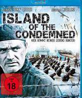 Blu-ray Новая земля / Island of the Condemned (Terra Nova / Novaya Zemlya)