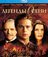 Blu-ray Легенды осени / Legends of the Fall