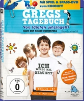 Blu-ray Дневник слабака / Diary of a Wimpy Kid