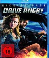 Blu-ray Сумасшедшая езда / Drive Angry