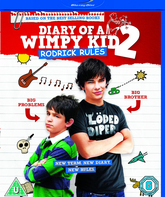 Blu-ray Дневник слабака 2 / Diary of a Wimpy Kid: Rodrick Rules