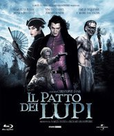 Blu-ray Братство волка / Le Pacte des loups (Brotherhood of the Wolf)
