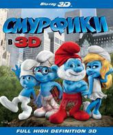 Blu-ray 3D Смурфики (3D) / The Smurfs (3D)