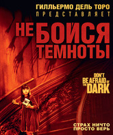Blu-ray Не бойся темноты / Don't Be Afraid of the Dark