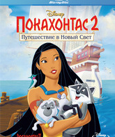 Blu-ray Покахонтас 2 / Pocahontas II: Journey to a New World