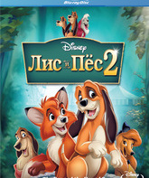 Blu-ray Лис и пёс 2 / The Fox and the Hound 2