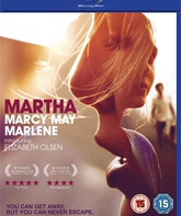 Blu-ray Марта, Марси Мэй, Марлен / Martha Marcy May Marlene