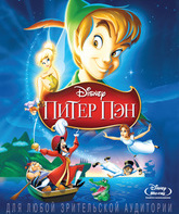 Blu-ray Питер Пэн (Платиновое издание) / Peter Pan (Diamond Edition)