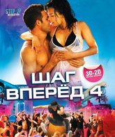 Blu-ray 3D Шаг вперед 4 (2D+3D) / Step Up Revolution (2D+3D)