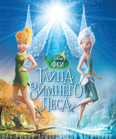Blu-ray Феи: Тайна зимнего леса / Secret of the Wings