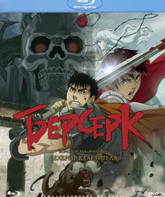 Blu-ray Берсерк. Золотой век: Фильм I. Бехерит Властителя / Beruseruku: Ougon jidaihen I - Haou no tamago (Berserk: The Golden Age Arc - The Egg of the King)