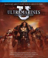 Blu-ray Ультрамарины / Ultramarines: A Warhammer 40,000 Movie